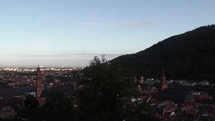 Zeitraffer Heidelberg
