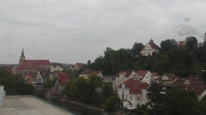 Zeitraffer Tübingen