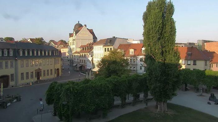 Zeitraffer Weimar