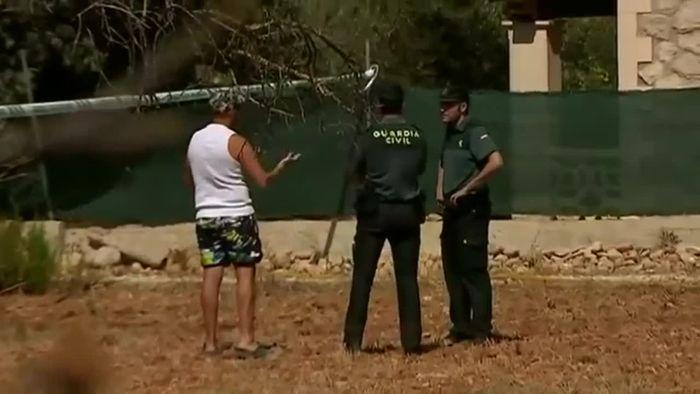 Mallorca: Deutsche Familie stirbt bei Hubschrauber-Crash