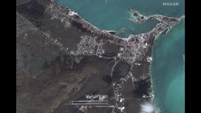 Vorher - nachher: So hat DORIAN die Bahamas verändert
