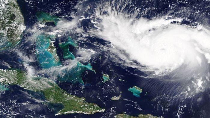 Hurrikan DORIAN: So mischt er Europa auf
