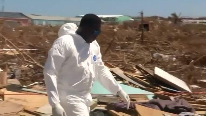 Bahamas: Bergung der Leichen nach Hurrikan schreitet voran