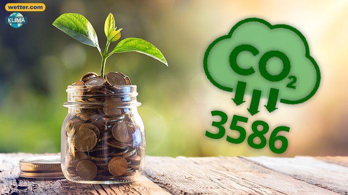 CO2 sparen im Alltag ist oft gar nicht so schwierig.