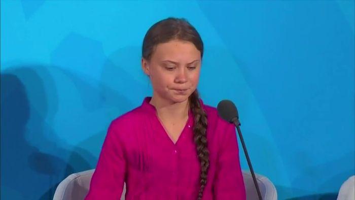 Was erlaubt ihr euch? Greta Thunberg mit emotionaler Rede