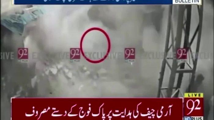 Immer mehr Tote nach Erdbeben in Pakistan
