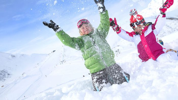 Winter-Prognose: Viel Schnee? Januar mit nasser Überraschung