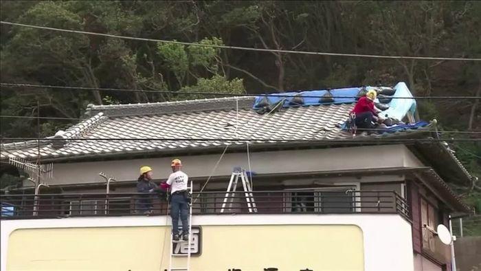 Stärkster Sturm seit 60 Jahren: Japan rüstet sich für Taifunmonster