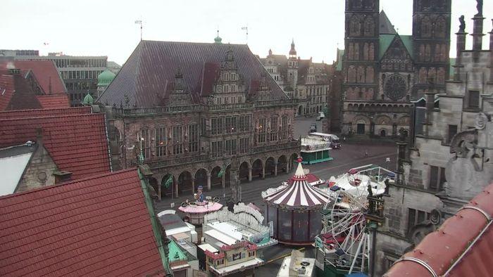 Zeitraffer Bremen