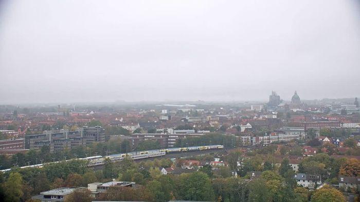 Zeitraffer Hannover