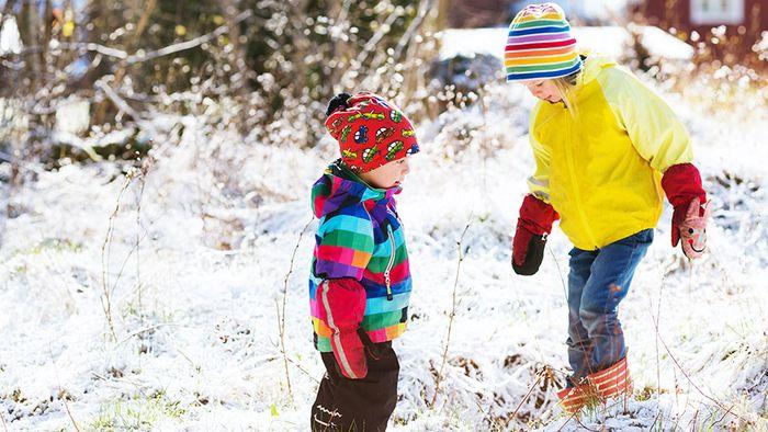 Polarluft dringt vor: Hier zieht der Winter ein