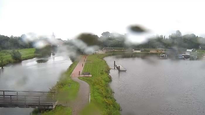 HD Live Webcam Barßel, Leuchtturm, Barßeler Bootshafen