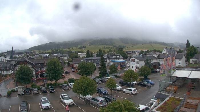 HD Live Webcam Willingen (Upland) - Willinger Brauhaus