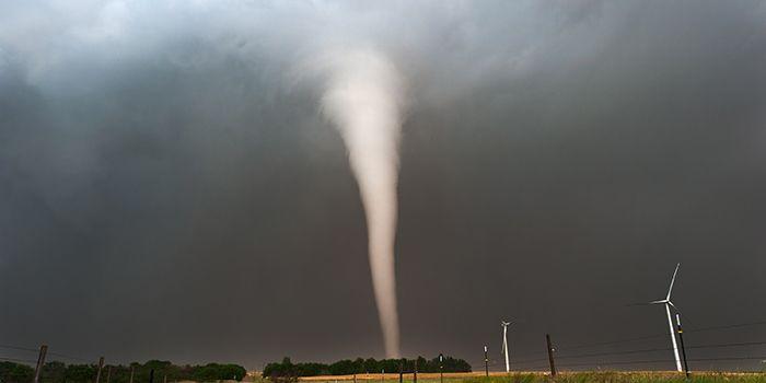 Tornado Griechenland