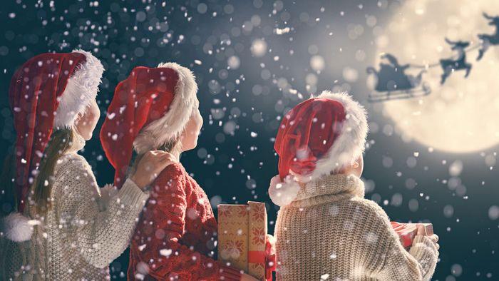 Weihnachtstrend: Schnee-Hoffnung oder Betonhoch?