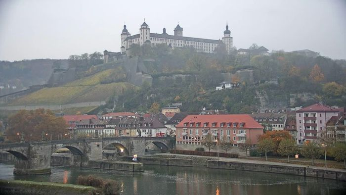 Wetter.Com Würzburg