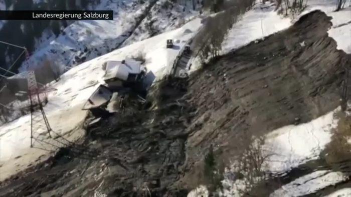 Unwetterkatastrophen in Österreich: Noch immer Ausnahmezustand