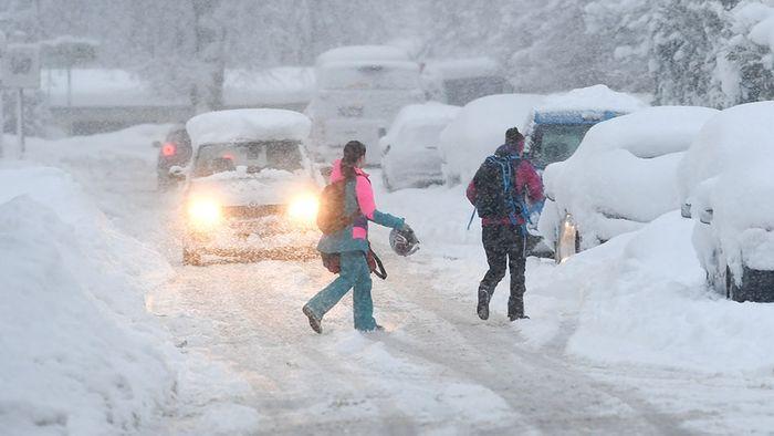 NOAA-Winterprognose: Neues Schneechaos im Januar möglich!
