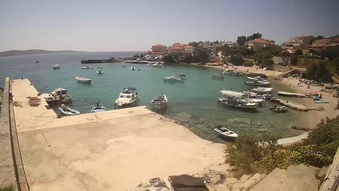 HD Live Webcam Zavala - Jelsa - Hvar
