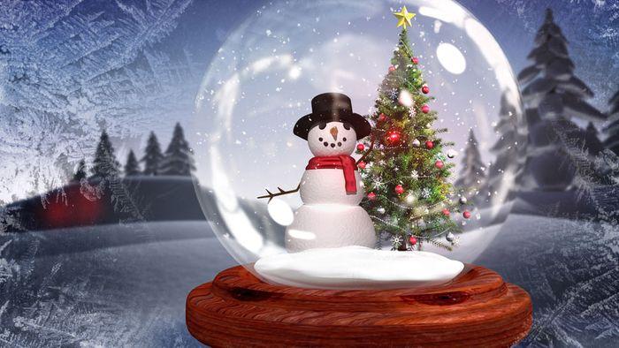 Weihnachtstrend: Chancen auf weiße Weihnachten gestiegen