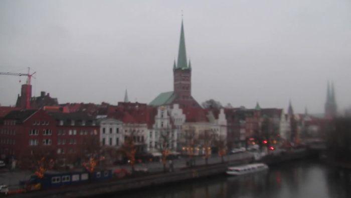 Zeitraffer Lübeck