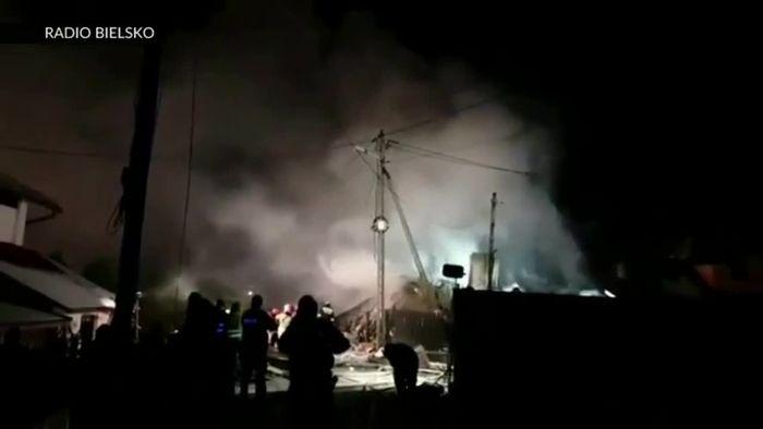 Tote bei Explosion in polnischem Ski-Resort