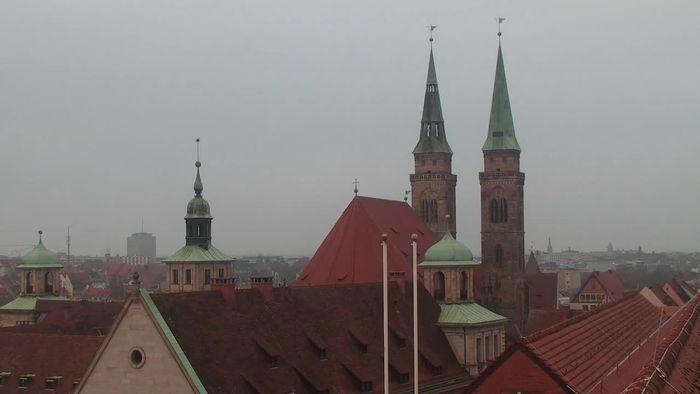 Zeitraffer Nuremberg