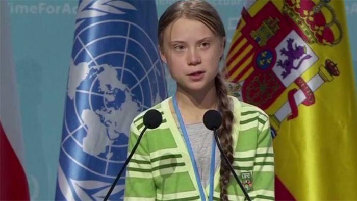 Warten auf Hoffnungszeichen: Greta Thunberg rechnet mit Politikern ab