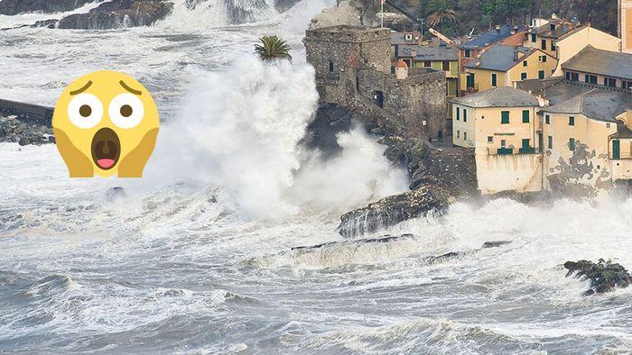 Orkan und Überflutungen: Mittelmeer wird zur Unwetterzone