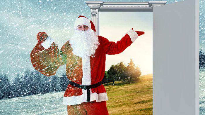 Wettermodelle: So gibt es weiße Weihnachten