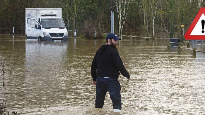 Extremwetter in Südeuropa! Gefahr noch nicht gebannt