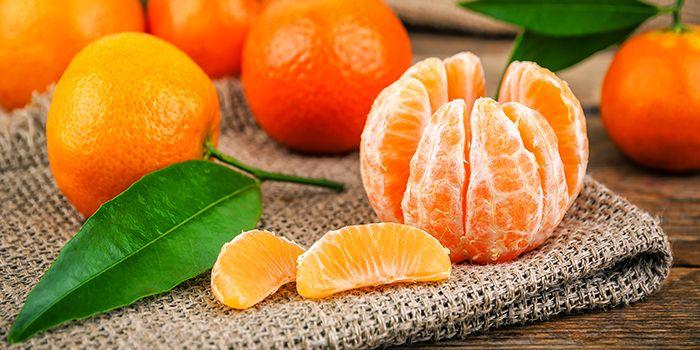 Mandarinen Giftig