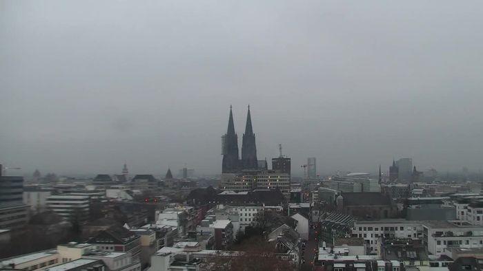 Wetter Köln City
