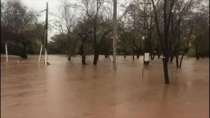 Tödliche Überflutungen in Israel
