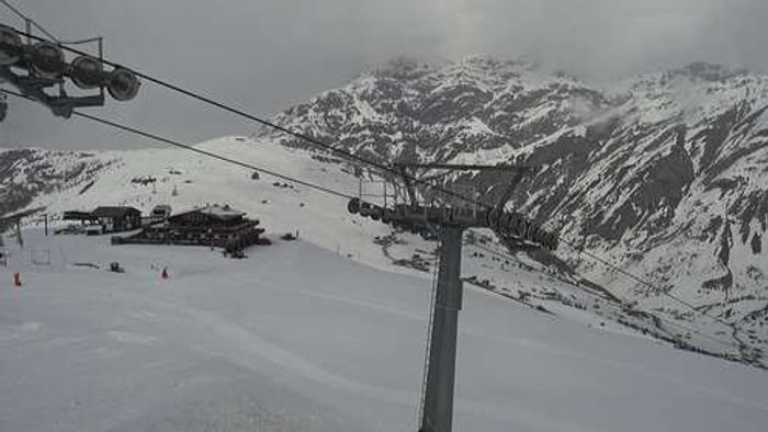 HD Live Webcam Livigno - Snowpark