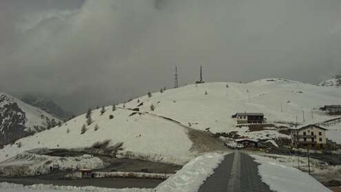 HD Live Webcam Livigno - Area Yepi