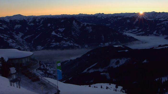 Ski 'n' Brunch in Zell am See-Kaprun: Frühaufsteher erleben Event der Extraklasse
