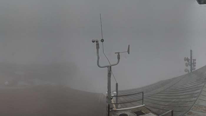 HD Live Webcam Mittenwald - Karwendelbahn Bergstation 2.244m