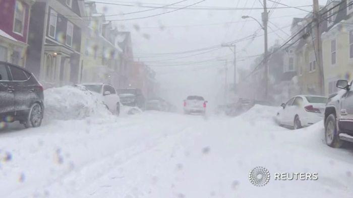 Ausnahmezustand: Blizzard fegt über Osten Kanadas