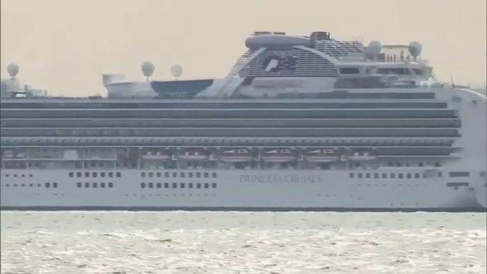 Coronavirus: Kreuzfahrtschiff mit 3700 Menschen unter Quarantäne
