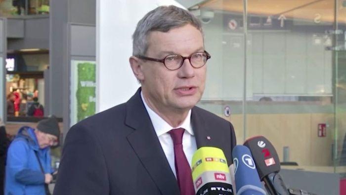 Bahnchaos erwartet: Bahn-Sprecher äußert sich zu Orkantief SABINE