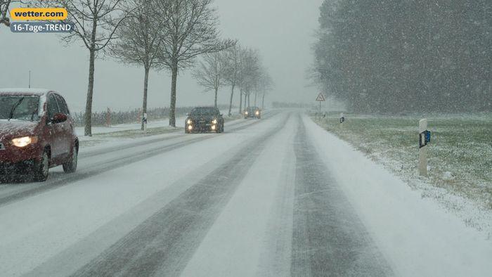Wetter 16 Tage: Winterschmerz im März?