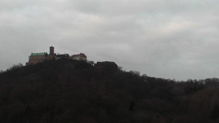 Zeitraffer Eisenach