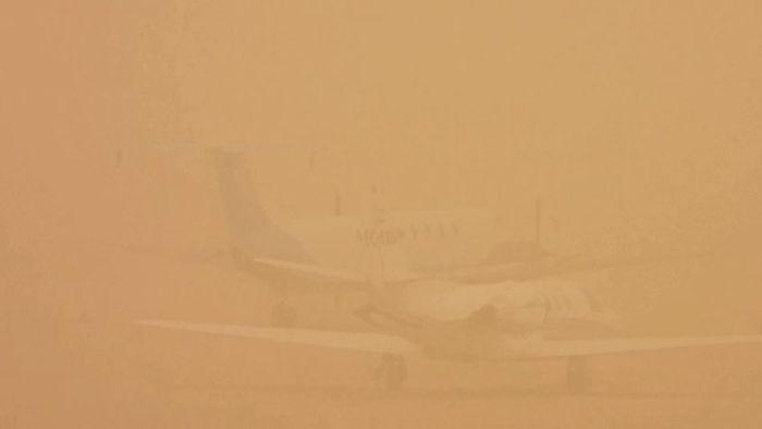 Calima: Sahara-Sandsturm verursacht Flugchaos auf Kanaren