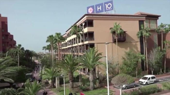 Hotel auf Teneriffa abgeriegelt - Coronavirus breitet sich in Europa aus