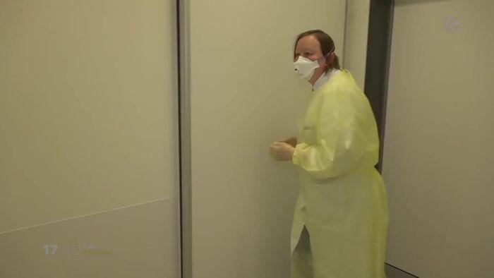 Krankenhäuser in Schleswig-Holstein bereiten sich auf Coronavirus vor