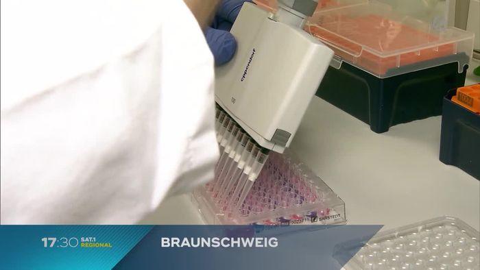 Erstes Testzentrum für Corona-Verdachtsfälle in Braunschweig eingerichtet