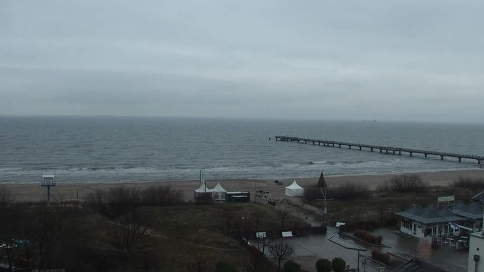Wetter Usedom Ahlbeck