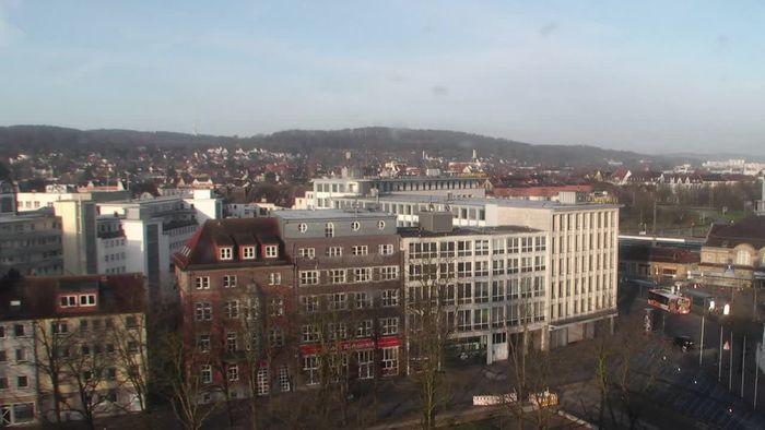 Livecam Bielefeld