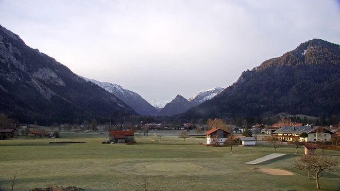 Ruhpolding Wetter Live
